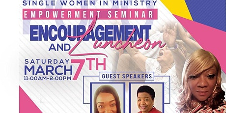 Single Women In Ministry tickets