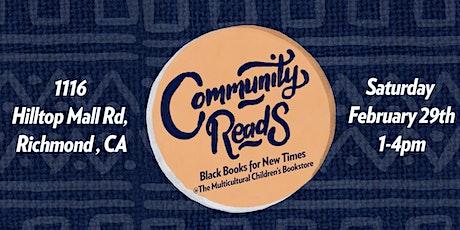 Community Reads Book Fair tickets