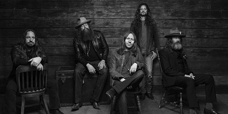 Blackberry Smoke, Till The Wheels Fall Off Tour tickets