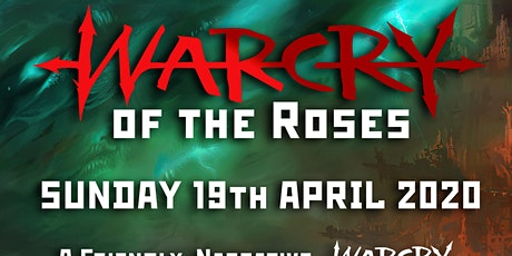 Warcry of the Roses tickets