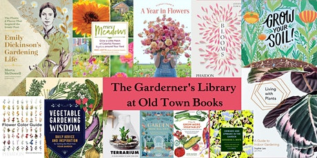 The Gardener's Library tickets