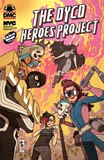 The Hero Project: Comic Book Making tickets