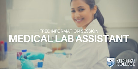 Free Medical Lab Assistant Info Session: Feb 26 or 27 tickets