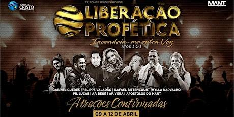29º Congresso Internacional Liberação Profética ingressos