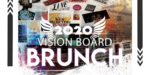 2020 VISION BOARD BRUNCH X BUSINESS NETWORKHER