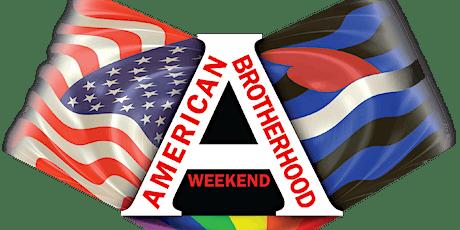 American Brotherhood Weekend 2020 tickets