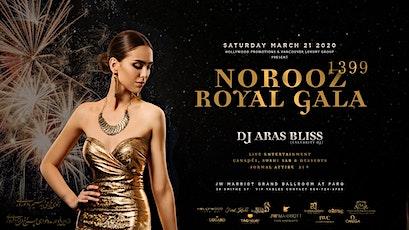 Norouz Royal Gala 1399  tickets