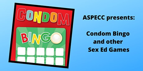 Condom Bingo and other Sex Ed Games tickets