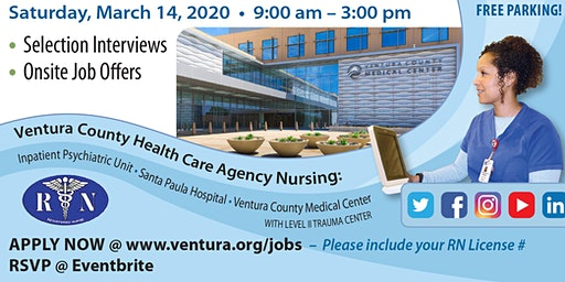 Registered Nurse Hiring Event
