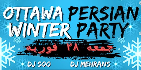 OTTAWA PERSIAN WINTER PARTY tickets