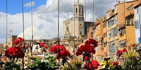 Visita Girona Temps de flors  entradas