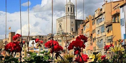 Visita Girona Temps de flors