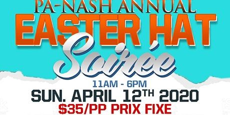 Panash - Eurosoul Presents Easter Hat Soir'ee tickets