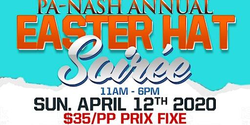 Panash - Eurosoul Presents Easter Hat Soir'ee