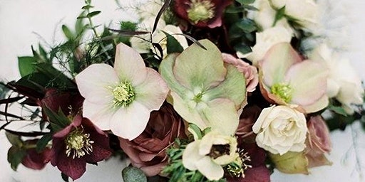 Sips & Stems-Hellebores and Ranunculus
