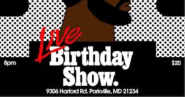 Birthday Comedy Show