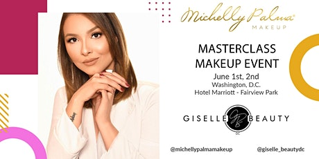 Michelly Palma Makeup Master Class - Washington D.C. tickets