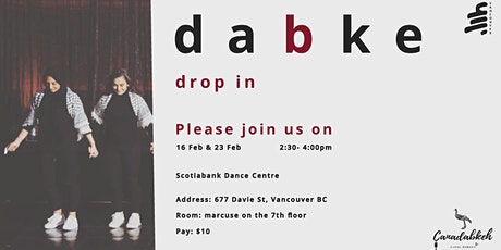 Drop-in Sessions tickets