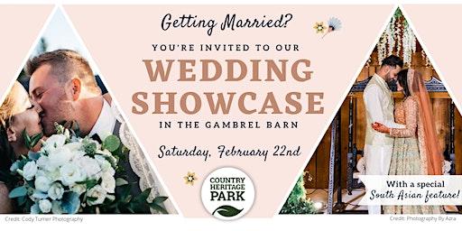 Country Heritage Park's Wedding Showcase