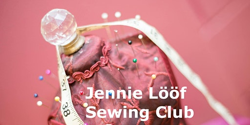 6-week Follow on Sewing Course with Jennie Lööf (Wednesday eve)