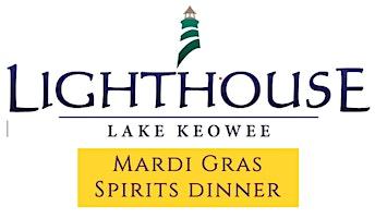 Mardi Gras Spirits Dinner