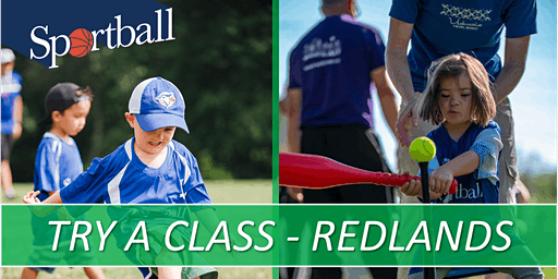 SPORTBALL - TRY A CLASS DAY - REDLANDS