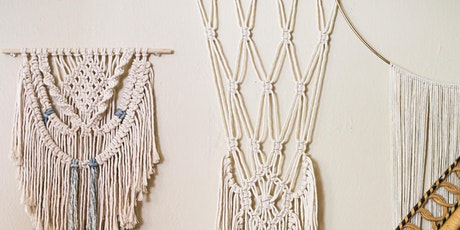 Macrame 101: Wall Hanging tickets