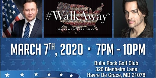 Tim Fazenbaker Fundraiser With #Walkaway Founder, Brandon Straka