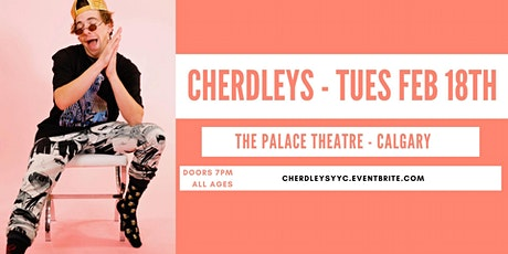 Cherdleys LIVE at Palace Theatre tickets
