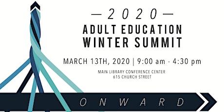 2020 Adult Education Winter Summit tickets