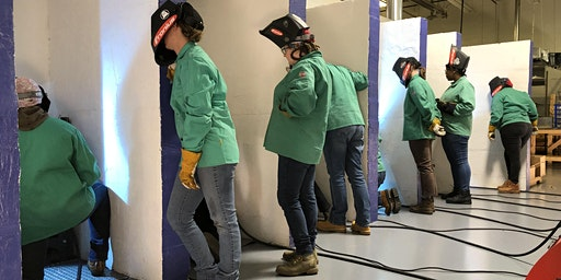 Women Who Weld® Intro to GMAW/MIG Welding Workshop