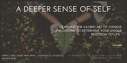 A Deeper Sense Of Self