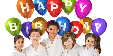 Martial Arts Birthday Party tickets