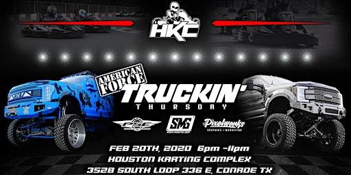 American Force Wheels  Presents 2020 Truckin Thursday