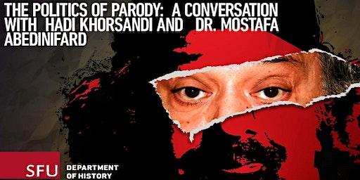2020 Mirhady Lecture: The Politics of Parody with Hadi  Khorsandi