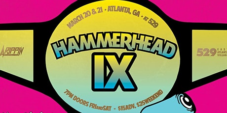Hammerhead Fest 9 w Deceased, Day Old Man, LazerWulf & many more tickets