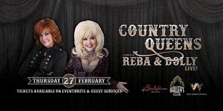 Country Queens  Reba & Dolly Parton Tribute Concert tickets