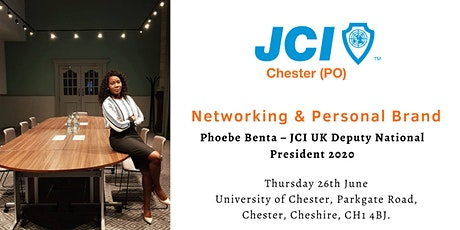 Networking & Personal Brand tickets
