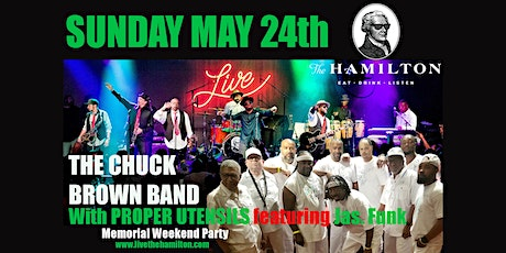 The Chuck Brown Band tickets