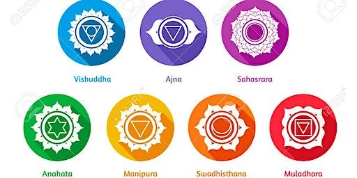 Taller: un viaje por los chakras - meditación y yoga nidra