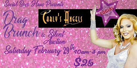 Social Beer Haus Drag Brunch and Silent Auction tickets
