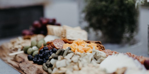 cheese and charcuterie workshop with elliestyled