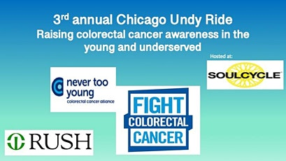 3rd Annual Chicago Undy Ride for Colorectal Cancer Awareness tickets