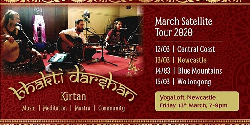 Bhakti Darshan Kirtan - Newcastle