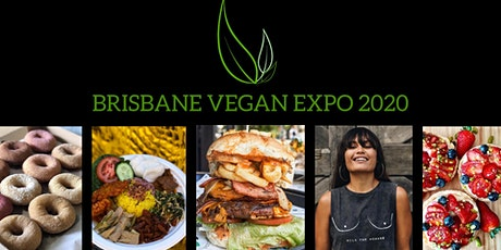 Brisbane Vegan Expo 2020 tickets