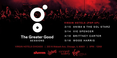 The Greater Good Sessions tickets