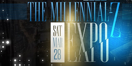 The Millennial-Z Expo tickets