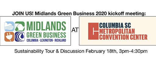 Midlands Green Business at the Columbia Convention Center