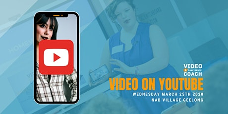 Video On YouTube (YouTube for Business Workshop) tickets