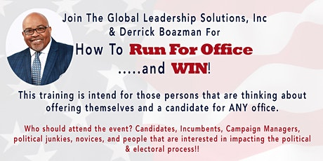 How to RUN for office and WIN tickets